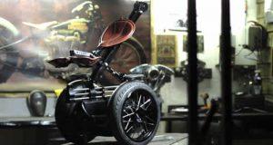 MarioWay, una nuova concezione di sedia a ruote ispirata ai Segway