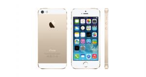 Apple i-phone 5s