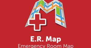 La schermata iniziale di E. R. Map