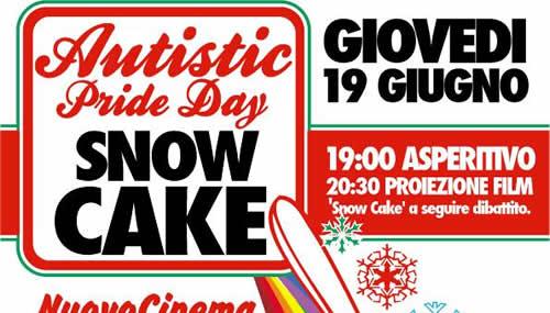 Autistic Pride Day al cinema Palazzo a Roma