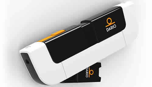 Dario, il dispositivo smart per il monitoraggio del diabete attraverso smartphone