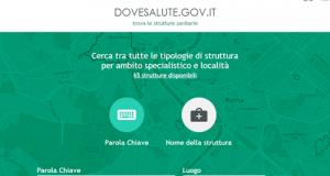 dovesalute.gov.it, il sito del governo per la scelta dei luoghi di cura, oggetto della ricerca di ISPO