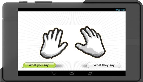MotionSavvy, il tablet e la app in grado di riconoscere il Lnguaggio dei segni