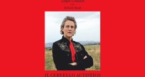 """Temple Gardin """"il Cervello Autistico"""", òa copertina del ibro edito in Italia da Adelphy"""