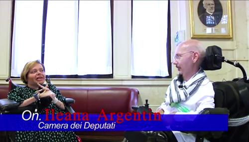 Intervista ad Ileana Argentin sulla proposta di legge sul dopo di noi