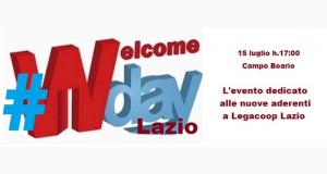Legacoop Lazio Welcome Day