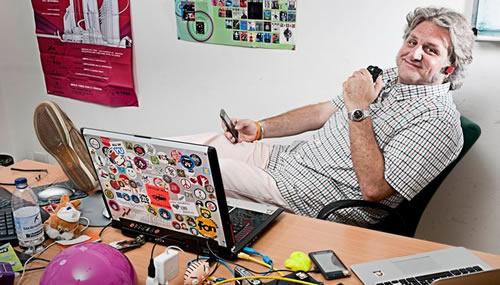 Marco Zamperini, the funky professor, uno dei più importanti divulgatori dell'innovazione sul web in Italia, prematuramente scomparso, il Funky Prize vuole ricordarlo premiando chi fa innovazione su internet (Fonte: funkyprize.org)