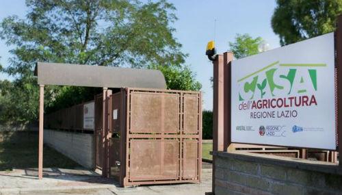 Regione Lazio, la casa dell'agricoltura a Latina