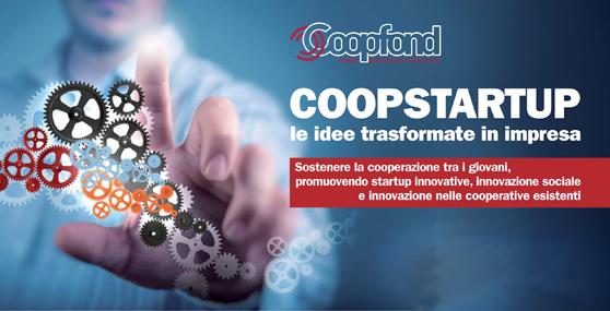 Coopfond di Legacoop finanzia le startup cooperative