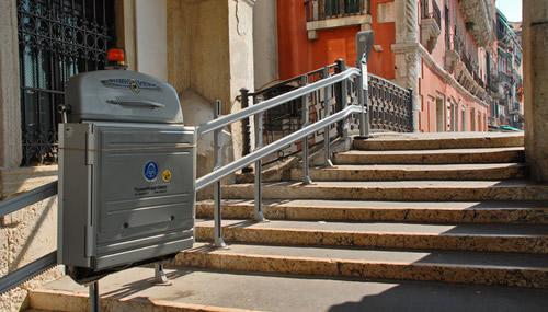 Nonostante la sua conformazione il 70% della città di Venezia è accessibile alle persone con disabilità motorie