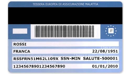 La Team, introdotta in Italia nel 2004 (il retro con i dati europei)