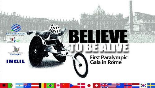 Per la prima volta a Roma il Galà dello sport paralimpico