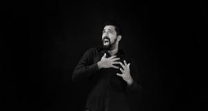 Poesia in Movimento - Emozioni e pensieri nella linhua dei sogni: Lorenzo Laudo (foto di Ilenia Piccioni e Antonio Tiso Molo7 Photo Agency)
