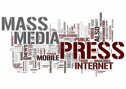 media e presenza femminile