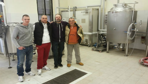 Il birrificio Vale La Pena è gestito da detenuti formati da grandi mastri birrai