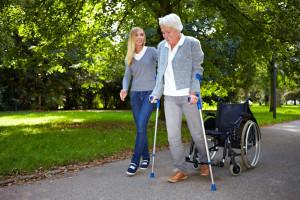 Negli anziani, purtroppo, le fratture del femore sono abbastanza frequenti