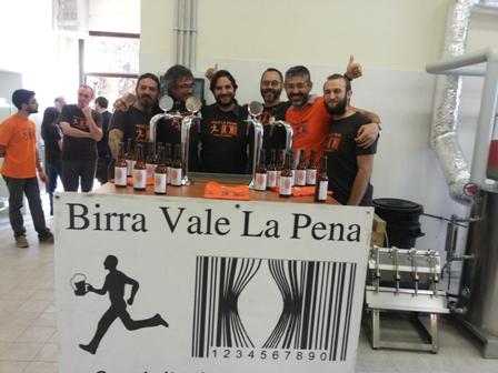 Inaugurazione del birrificio Vale La Pena