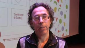 Maarten Sprenger, autore di un libro che spiega ai bambini come utilizzare Google