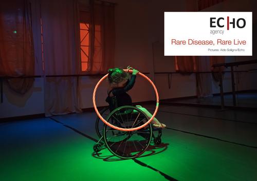Rare Lives, un progetto fotografico che racconta i volti e le storie delle malattie rare, partito dall'Italia approda in Europa