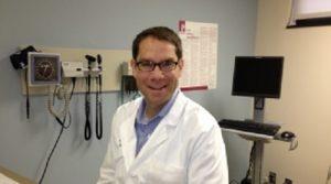 Il Dr. Justin Bekelman, che ha guidato le ricerche