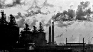 Fabbriche ed emissioni inquinanti