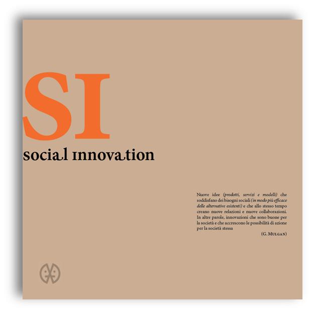 Il vocabolario della Social Innovation