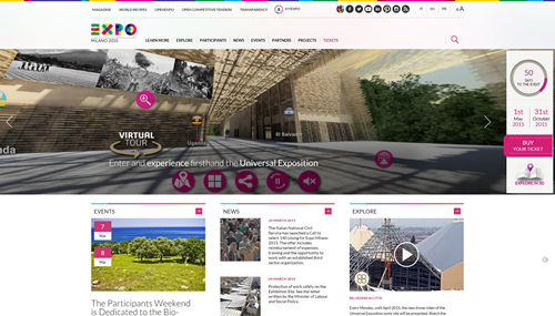 Expo Milano 2015   Feeding the Planet  Energy for Life, in un ottica 4all