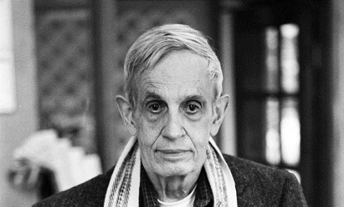 """John Nash, il matematico americano affetto da una forma di schizofrenia la cui storia è stata raccontata dal film """"A Beatiful Mind""""*"""