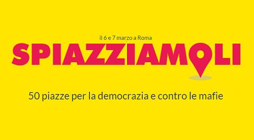 Spiazziamoli, 50 eventi in 50 spazi pubblici a roma per sostenere la democrazia e dire no a tutte le mafie