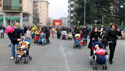 Quarto Oggiaro il quartiere milanese oggetto di riqualificazione nell'ambito di in progetto realizzato nel network europeo MyNeighbourhood, My City
