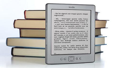 Lettura in digitale, in crescita il consumo di e-book