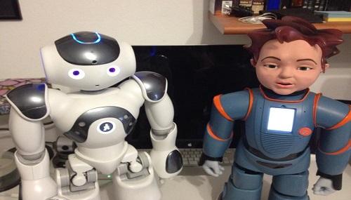 Robot per interagire con i bambini affetti da autismo