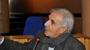 L'ambientalista Gianfranco Amendola, 73 anni, di Roma
