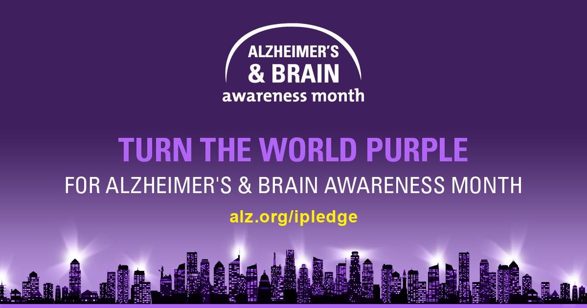 Il 21 settembre è da 4 anni la giornata internazionale dell'Alzheimer cui tutto il mese è dedicato con iniziative di conoscenza della malattia e di promozione dell aricerca