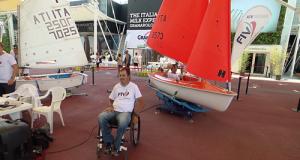 """""""Dolce Vela"""", l'iniziativa di Sistema Brescia per la vela accessibile sul Lago di Garda presentata a Expo 2015 Milano"""