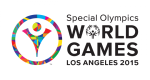 logo ufficiale Special Olympic 2015 - LOS ANGELES