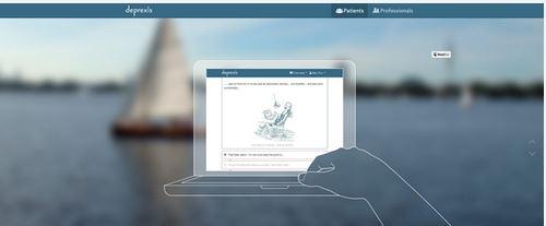 Deprexis è il sito web che riprende online il funzionamento di un gioco di simulazione che ha come obiettivo di aiutare pazienti e operatori a mitigare crisi depressive in attesa di un intervento terapeutico