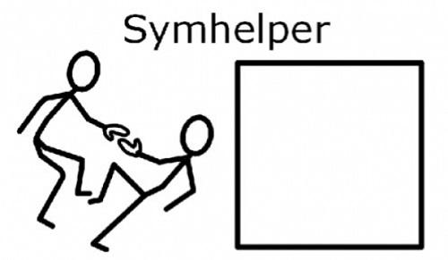 Nuovo software Symhelper