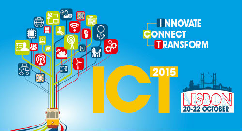 "ICT 2015, ""Innovate, Connect, Transform"""