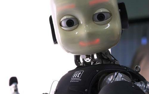 I robot? Nel 2044 saranno proprio come noi