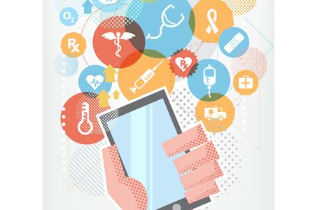 È l'era dell'mHealth.Oltre 165 mila app  dedicate alla salute