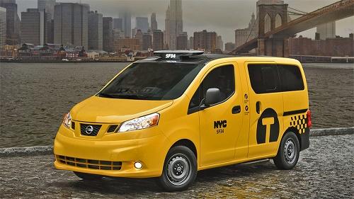 """Il minivan """"anti-Uber"""""""