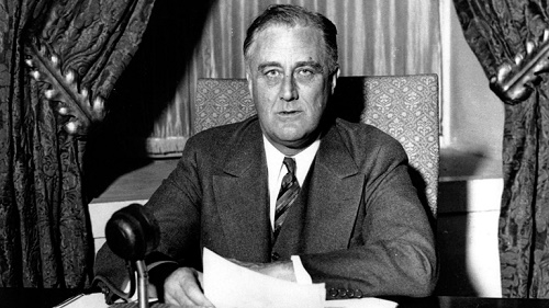 Disabili famosi: Roosevelt alla Casa Bianca
