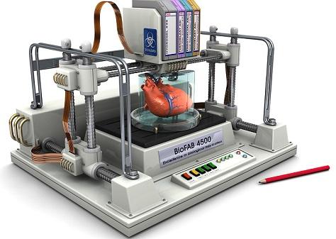Stampante bioprinting