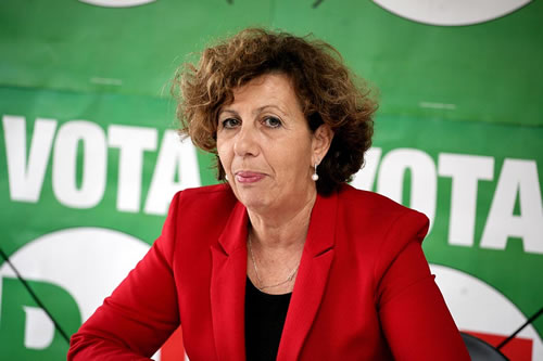 Patrizia MAestri, Deputato del Pd, si è battuta strenuamente per l'inserimento delle clausole sociali nel nuovo codice degli appalti per evitare distorsioni del Jobs Act a danno dei lavoroatori