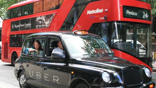 A Londra Uber si attrezza per il trasporto disabili
