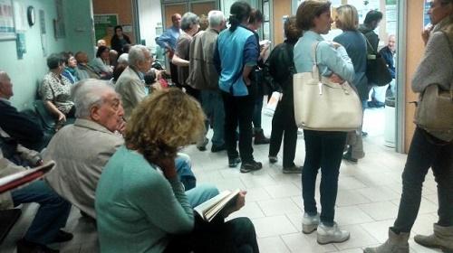 Rapporto Censis: troppa attesa per la sanità pubblica, 42% italiani rinuncia a cure