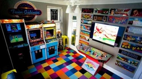 Camera piena di videogiochi: non è quella la strada per acquisire fiducia in se stessi