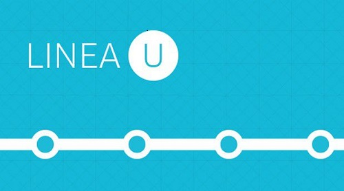 """Il logo della """"Linea U"""" lanciata da Uber"""