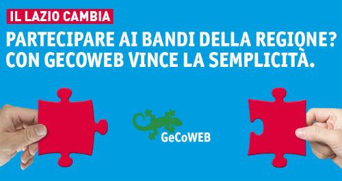 La piattaforma GecoWEB